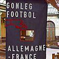 Football et théâtre : un projet signé gongle