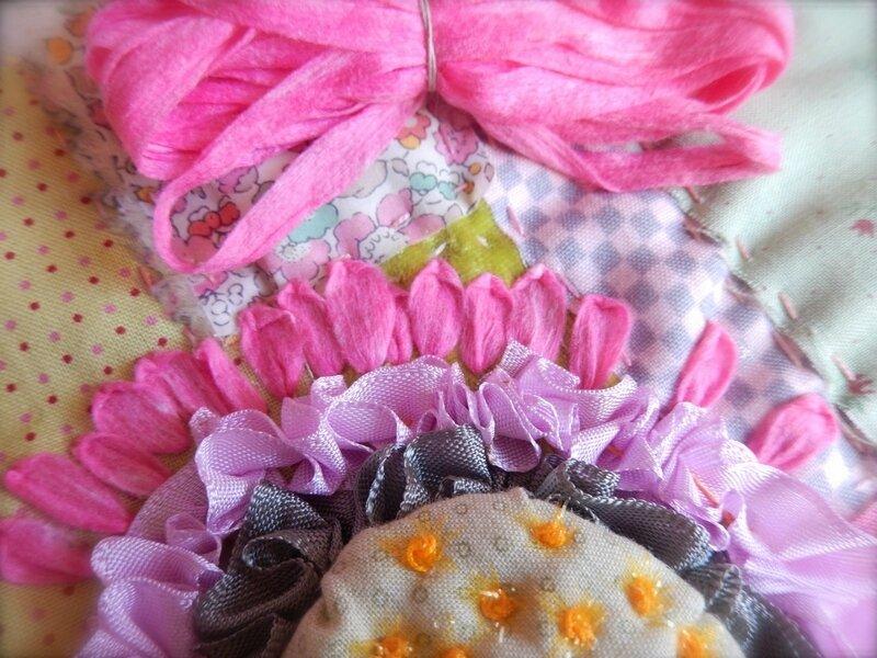 BouquetDe Printemps Pétales1