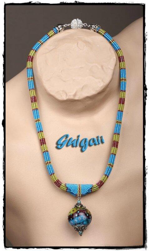 Collier Cerulean Blue (1)f
