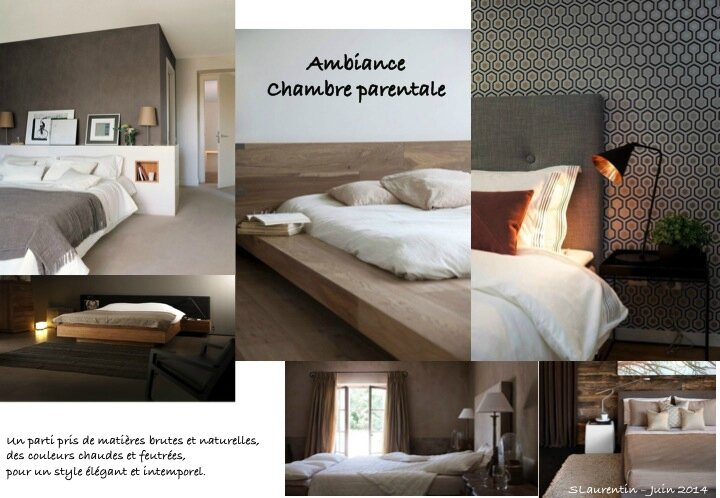 Ambiance Chambre Parentale Planche Dambiance Chambre Parentale With