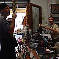 Shopping à Alghero 30 octobre 2014