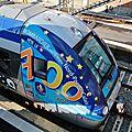 Le 700ème AGC, région Nord Pas-de-Calais, gare de Lille