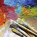 Une rotation de conscience sur tout le corps suivie de la visualisation de l'atelier d'un peintre...