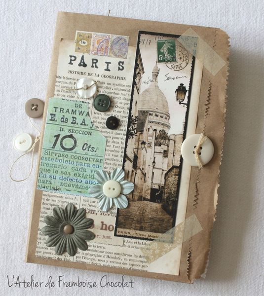 Couverture Scrap Paris