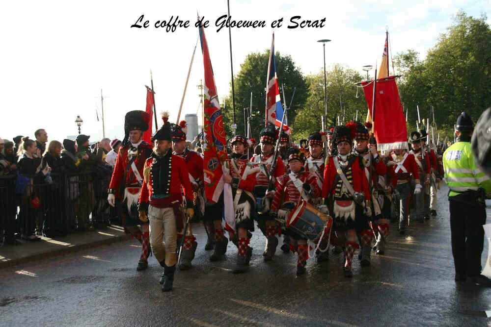 The Belgian tourist board road to waterloo 200: Lord Mayor show