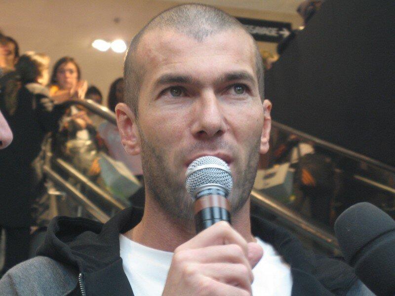 Zidane il à parlé !