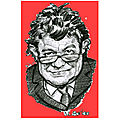 Jean-Louis Borloo caricature
