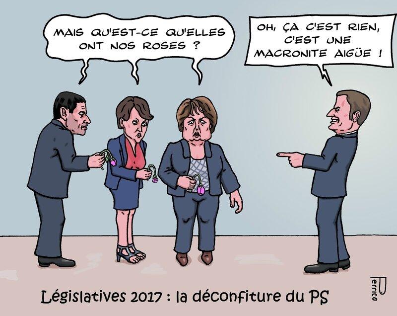 législatives ps 13 juin 2017