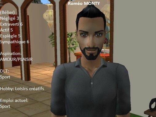 Roméo Monty