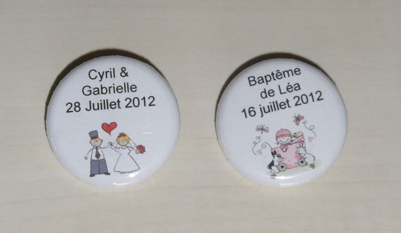 exemple badges