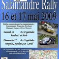 Salamandre Rally 2009