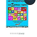 Nanoug'découpages les z'animaux rigolos version papier est disponible !