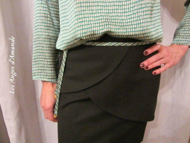 blouse verte1