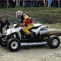 Quad Kymco 250 kxr ...  raction