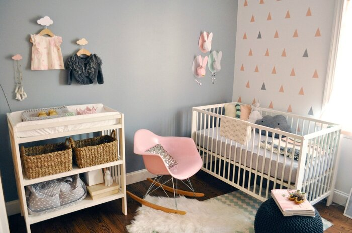 Beautiful Plus Belle Chambre Bebe Fille Pictures - Seiunkel.us ...
