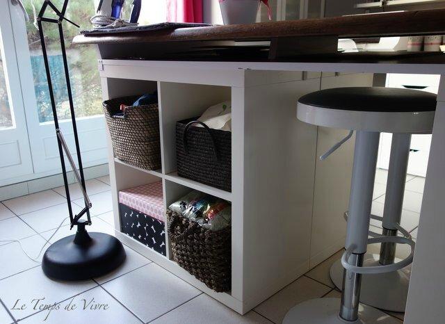 Populaire Aménager son atelier (1) : la table de découpe [Tuto inside] - Le  OS26