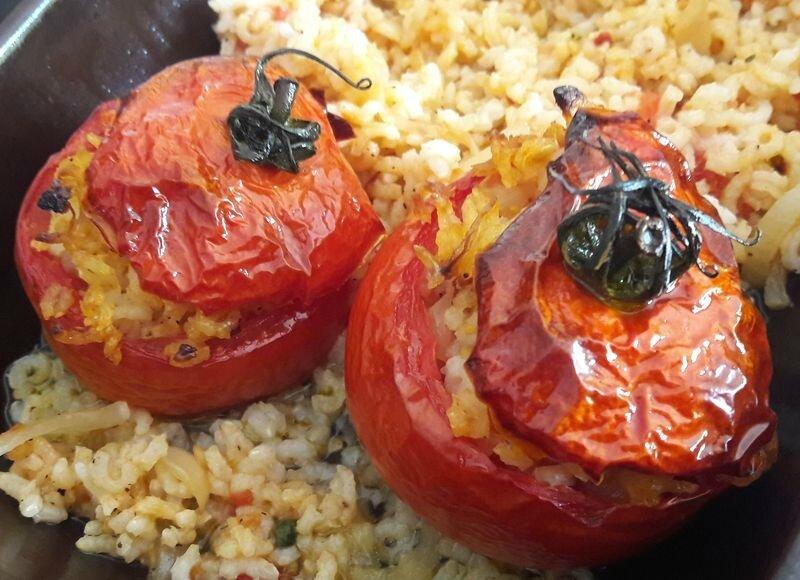 tomates farcies végétariennes (1)