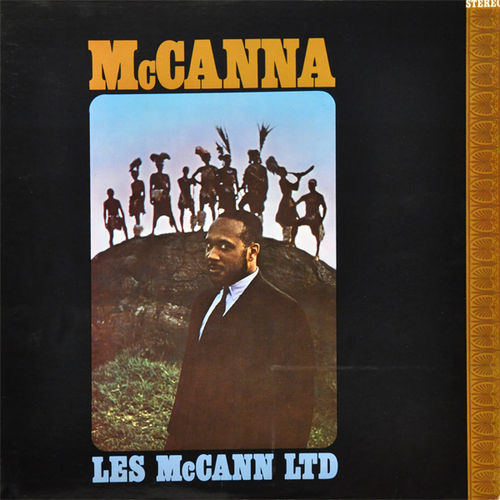 Les McCann - 1964 - McCanna (Pacific Jazz)