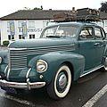 Opel kapitän '39 berline 4 portes