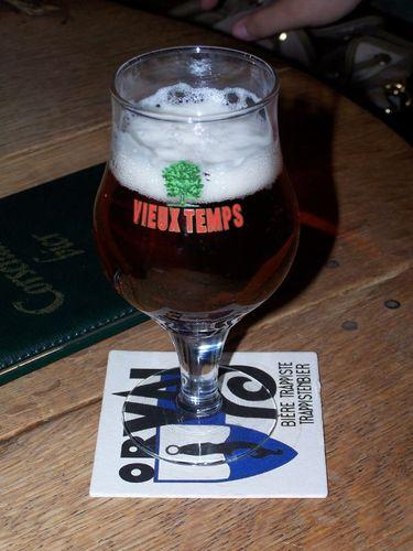 Bière Vieux Temps