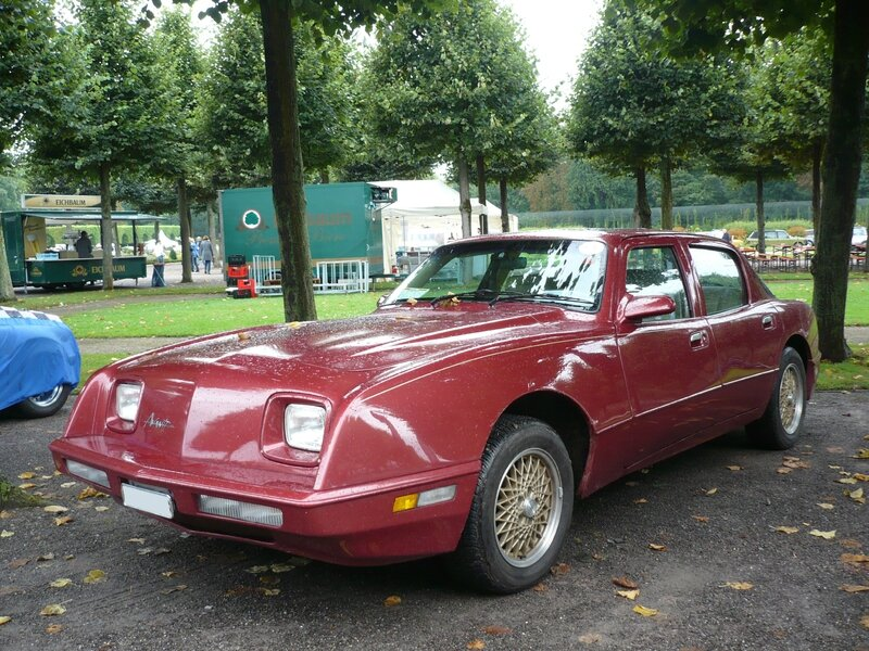 AVANTI II 4door Sedan 1990 Schwetzingen (1)
