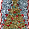 Crochet, mon calendrier de l'avent en granny! #25