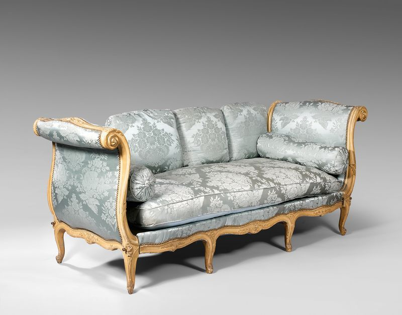 lit de travers la turque mod le de gourdin style louis xv alain r truong. Black Bedroom Furniture Sets. Home Design Ideas