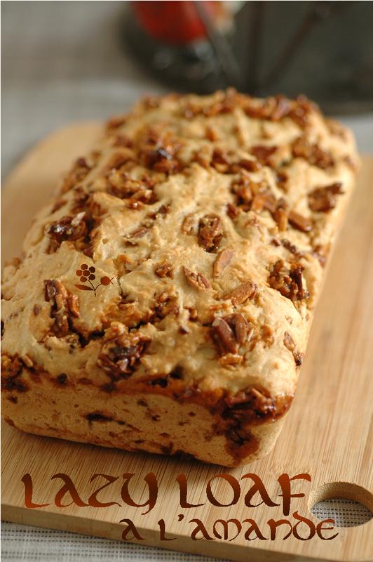 Lazy loaf tout amande_1