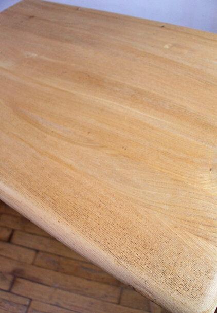 table-de-petit-dejeuner-ercol-vintage-plateau