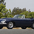 1967 Jaguar E-Type Series I 4.2-Liter Roadster