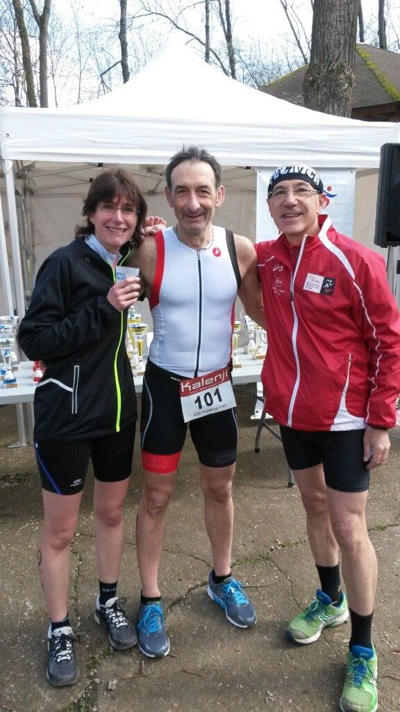 2016.04.10 Triathlon de Fresnes