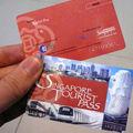 Singapour - carte illimité bus-métro