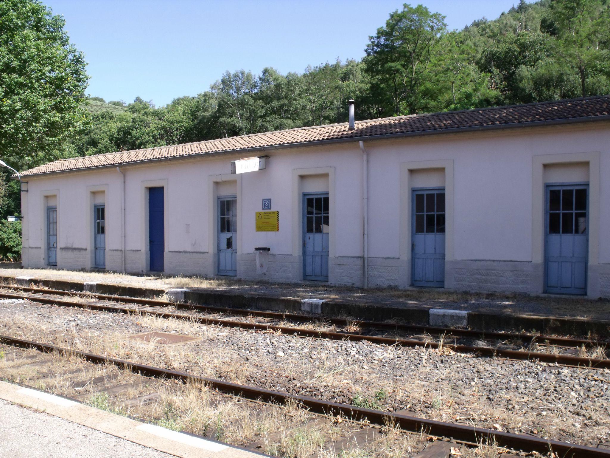 Villefort (Lozère - 48) Quai
