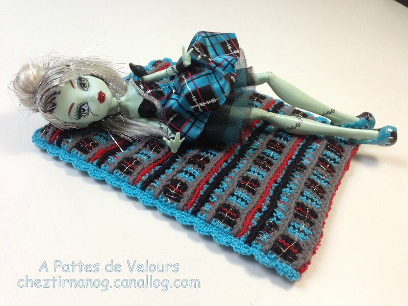 Trousse Monster high couture 4
