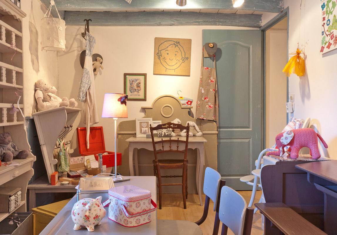 un peu d 39 amish sur les murs l 39 artichaut d 39 argile. Black Bedroom Furniture Sets. Home Design Ideas