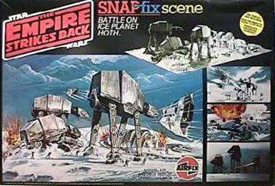 Recherche maquette Star Wars.