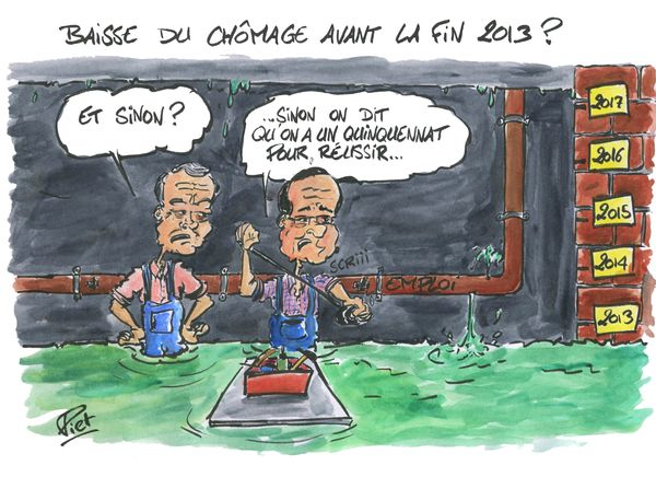 Hollande chomage