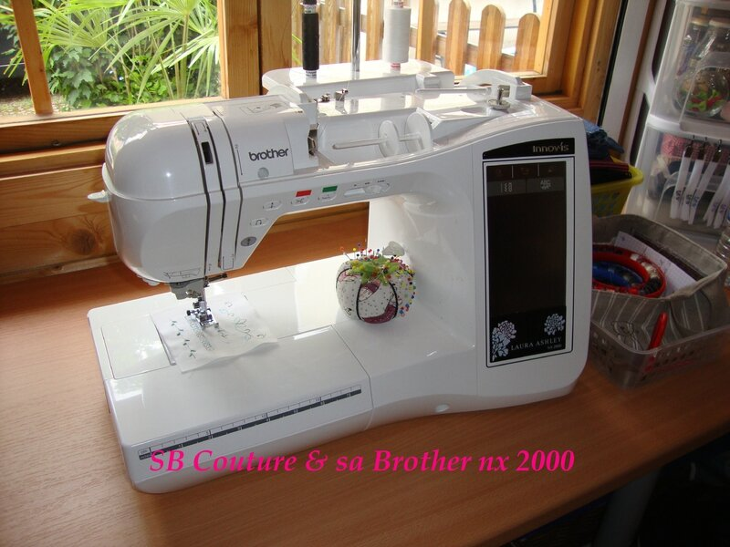 Brother NX 2000