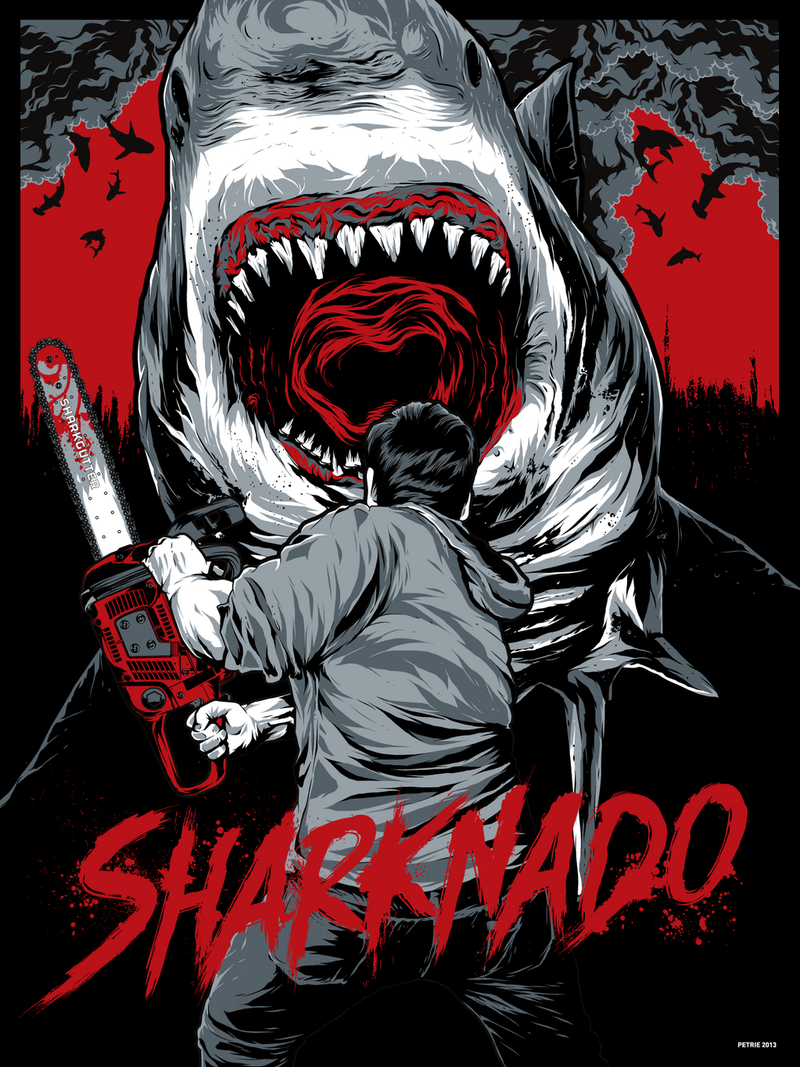 Sharknado by Anthony Petrie