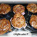 Muffin aubois