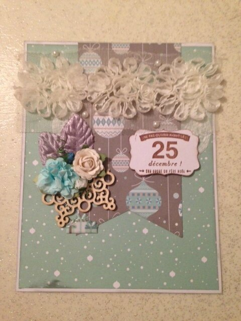 Carte Love shabby Nov