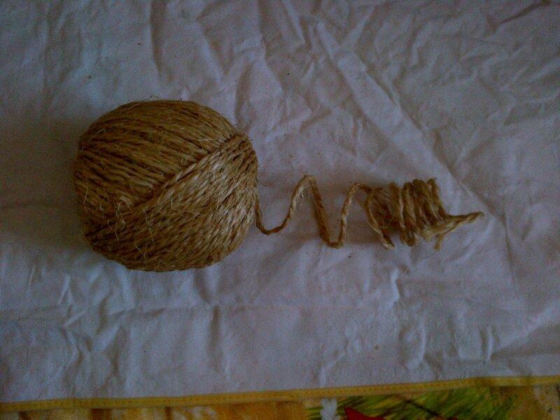 corde en sisal