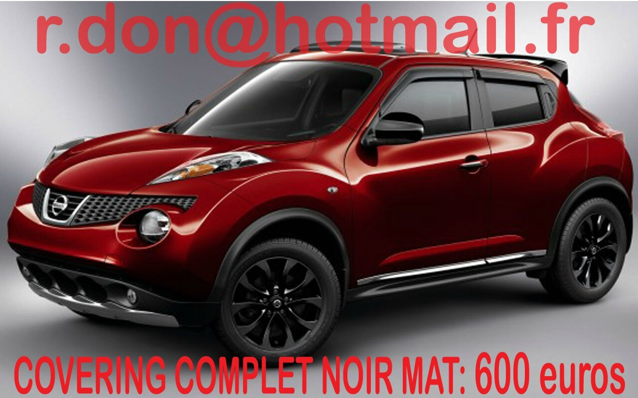 nissan juke nissan juke essai video nissan juke covering nissan juke nissan juke noir mat. Black Bedroom Furniture Sets. Home Design Ideas