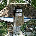 coque retournée pour cabane yurtao