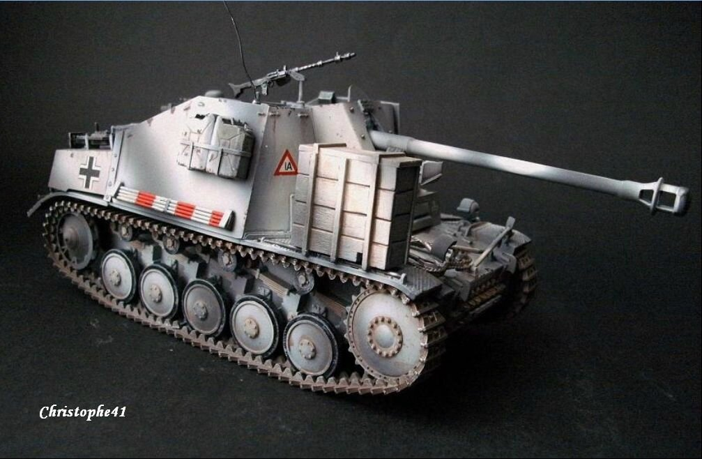 Sd.Kfz.131 Marder II PICT0309