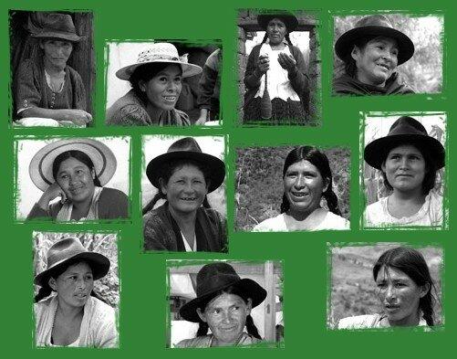 Rencontre femme amerique du sud