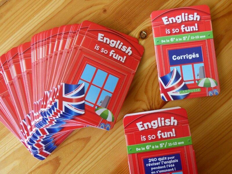 English is so fun 1