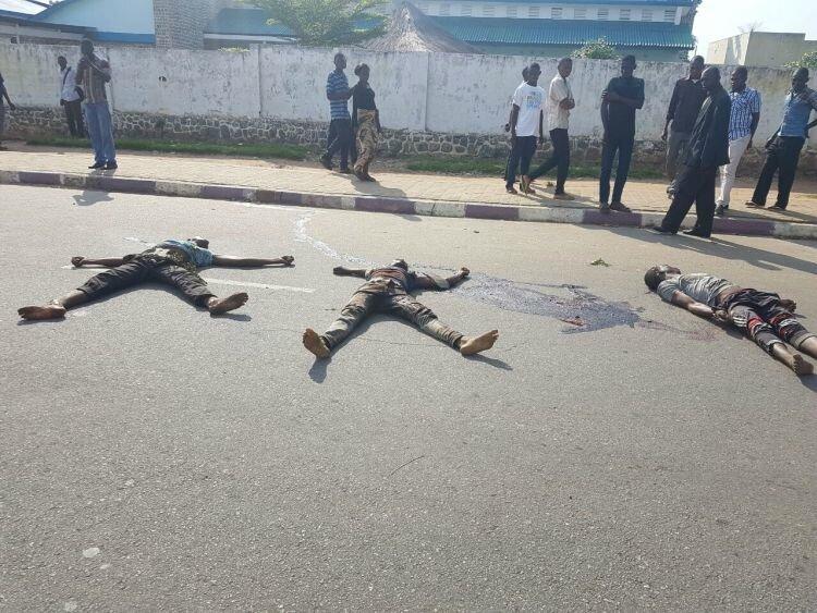 miliciens de kamwina nsapu tués
