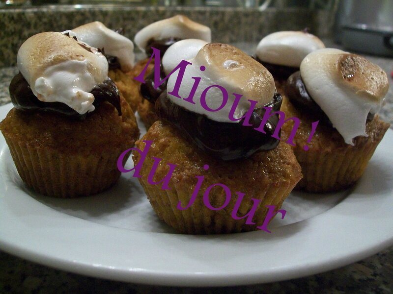 muffins s'mores4