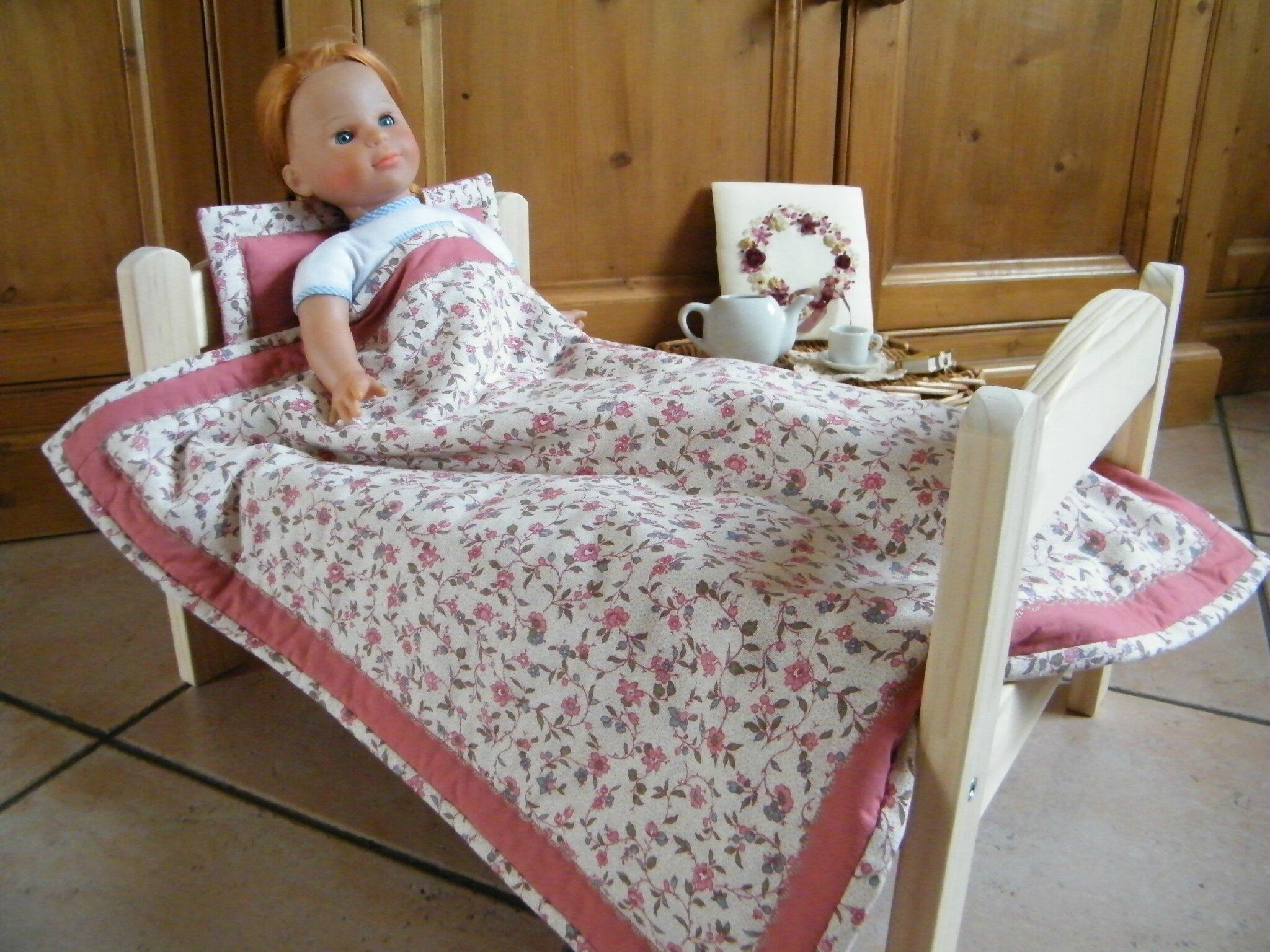 Pour la poupée de Marguerite